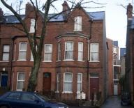 Flat 1  54 University Ave, Belfast